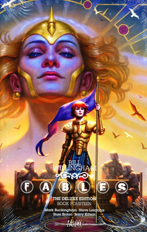 FABLES THE DELUXE EDITION VOL 14 HC