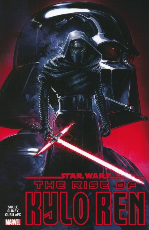 STAR WARS THE RISE OF KYLO REN SC