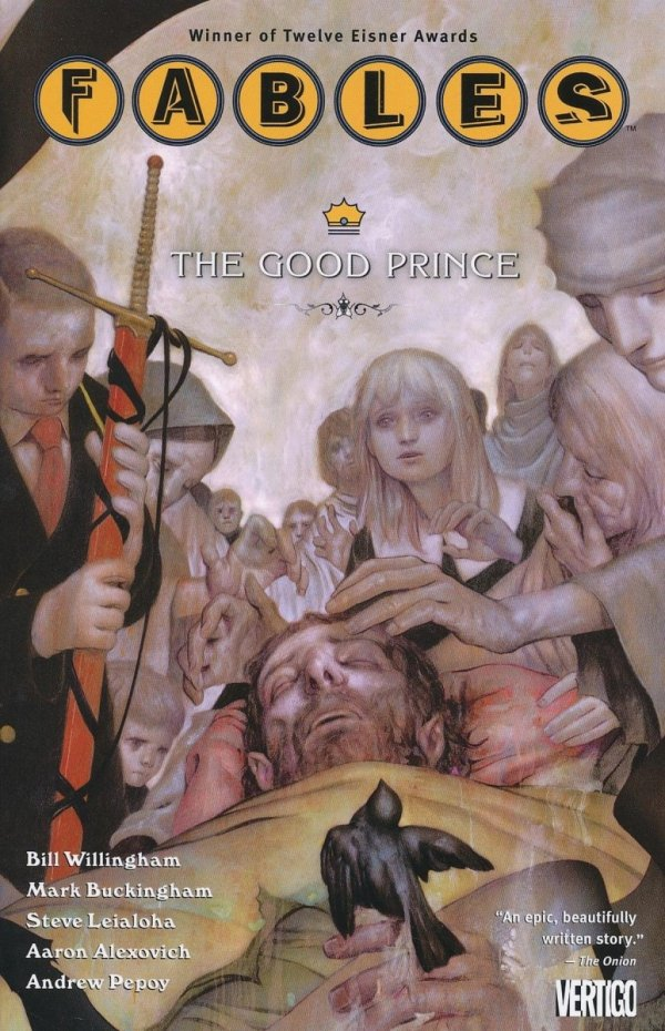 FABLES VOL 10 THE GOOD PRINCE SC