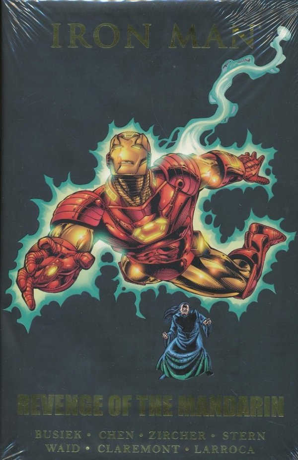 IRON MAN REVENGE OF THE MANDARIN HC (STANDARD COVER)