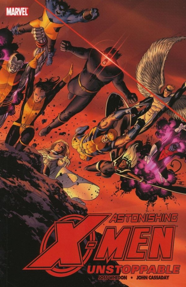ASTONISHING X-MEN VOL 04 UNSTOPPABLE SC (SALEństwo)