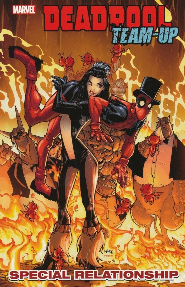 DEADPOOL TEAM-UP VOL 02 SPECIAL RELATIONSHIP SC *