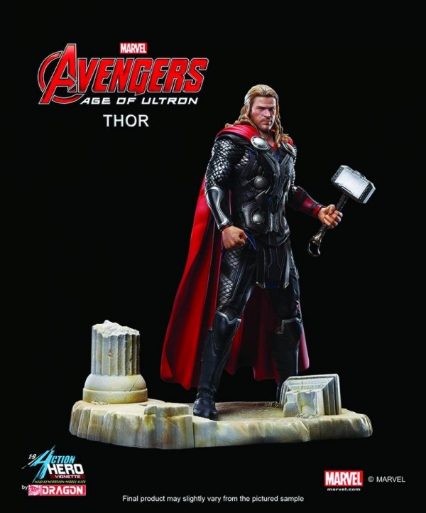 AGE OF ULTRON THOR AF
