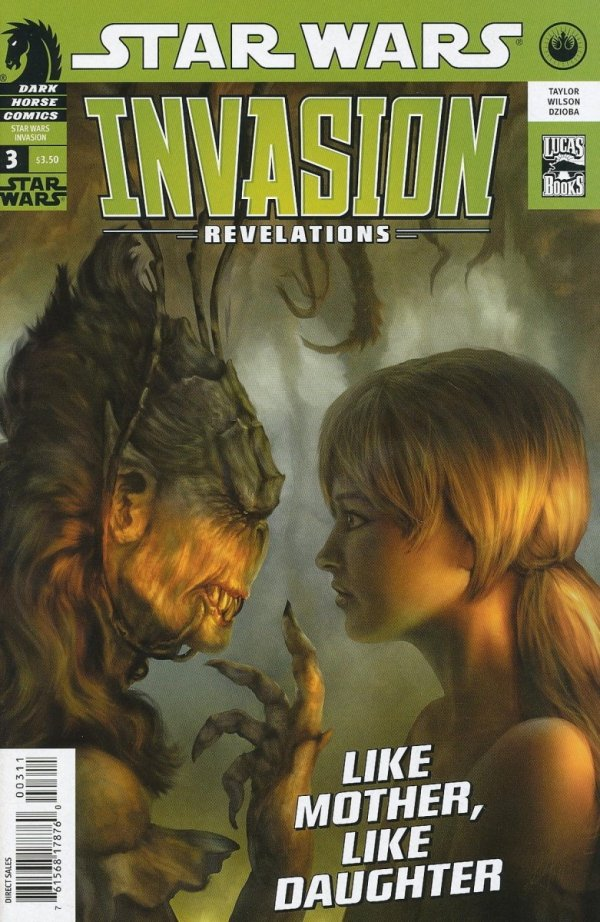 STAR WARS INVASION REVELATIONS #3