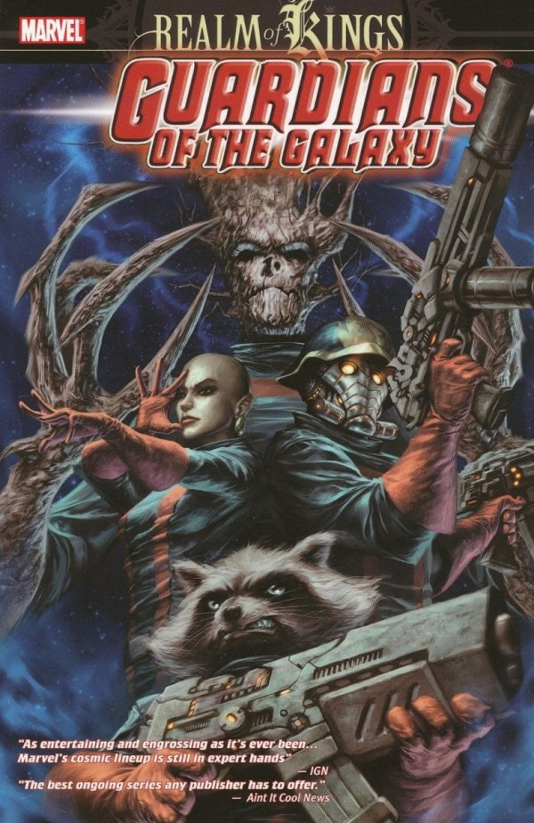GUARDIANS OF THE GALAXY VOL 04 REALM OF KINGS SC *