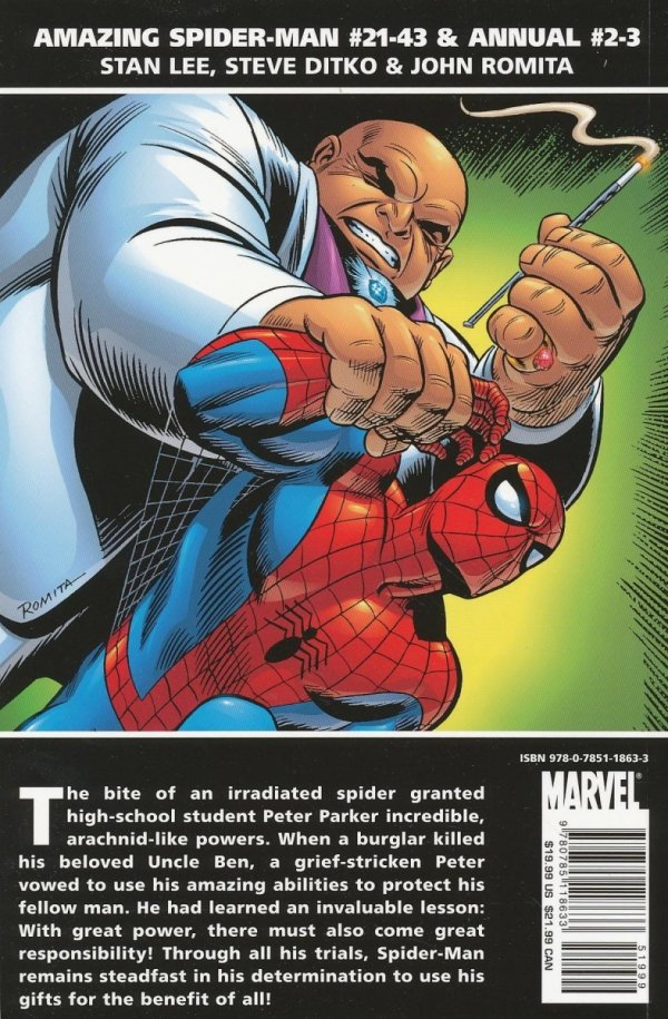 ESSENTIAL THE AMAZING SPIDER-MAN VOL 02 SC (NEW EDITION) *