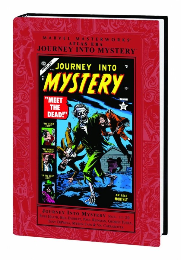 MARVEL MASTERWORKS ATLAS ERA JOURNEY INTO MYSTERY VOL 02 HC (STANDARD COVER) *