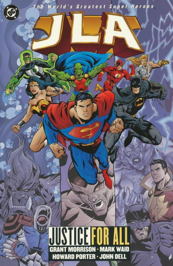 JLA JUSTICE FOR ALL SC