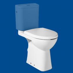 WC miska kompaktowa dla osób niepełnosprawnych