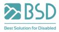 BSD Uchwyty dla niepełnosprawnych