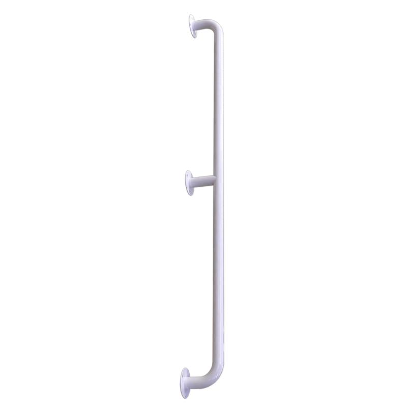 Uchwyt Prosty dla Niepełnosprawnych 110cm biały fi32