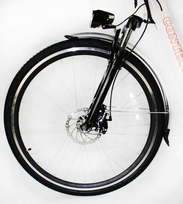 Rower elektryczny ContestBike CB28/A 2HT