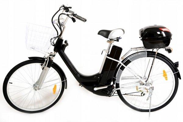 Zespół przełaczników do roweru elektrycznego