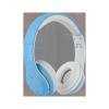 Bezprzewodowe słuchawki nauszne dla dzieci Kruger&Matz model Street Kids , kolor niebieski