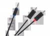 Kabel Jack 3.5-2RCA 1.0m Cabletech standard
