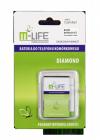 Bateria M-Life TOPA160  do HTC TOUCH DIAMOND 2