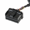 Kabel do cyfrowej zmieniarki Peiying PY-EM01 Subaru 8 pin