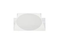 Podkładka foliowa  do anten CB średnica 11cm