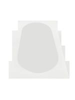 Podkładka foliowa do anten CB President Virginia, New York, Passat