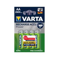 Akumulator VARTA AA 2600mAh 4szt./bl.