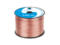 Kabel głośnikowy CCA 4.0mm