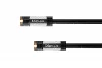 Kabel optyczny toslink-toslink 0.5m Kruger&Matz