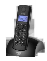 Telefon stacjonarny bezprzewodowy M-LIFE model ML0657