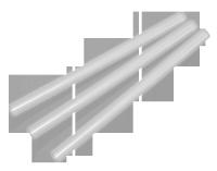 Klej TERMIK UNIWERSALNY CIENKI 8mm/15cm