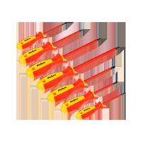 Zestaw śrubokrętów izolowanych 1000V