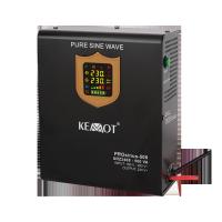 Awaryjne źródło zasilania  KEMOT PROsinus-300W  przetwornica z czystym przebiegiem sinusoidalnym i f