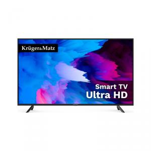 Telewizor Kruger&Matz 58 UHD smart DVB-T2/S2 H.265 HEVC
