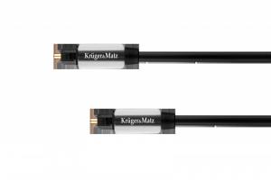 Kabel optyczny toslink-toslink 3.0m Kruger&Matz