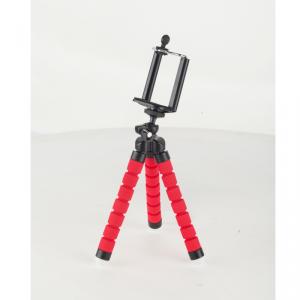 Statyw do telefonu / kamery Kruger&Matz czerwony