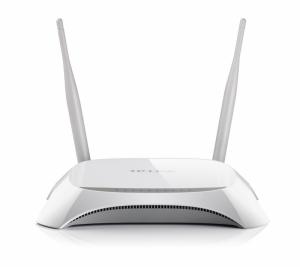 TP-LINK TL-MR3420 Bezprzewodowy router 3G/4G, standard N, 300Mb/s