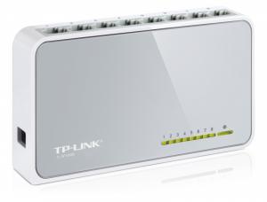 TP-LINK TL-SF1008D switch  8 portów, 10/100Mb/s