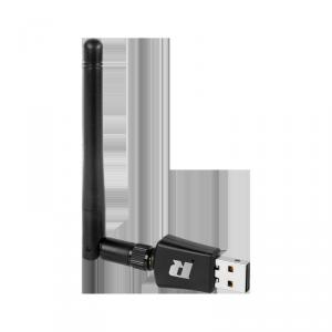 Karta sieciowa WiFi 5GHz 802.11 a/c/b/g/n adapter USB z antena