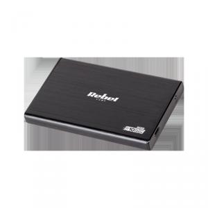Obudowa dysku 2,5 SATA USB typu C Rebel aluminiowa