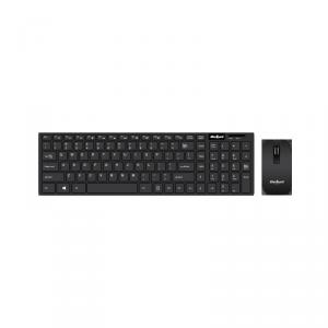 Bezprzewodowa klawiatura + mysz Rebel WS300