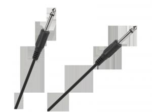 Kabel  Jack 6.3 - Jack 6.3 MONO 1m