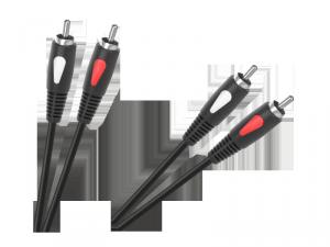 Kabel 2RCA-2RCA 10m Cabletech Eco-Line