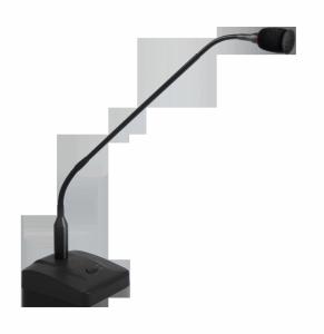 Mikrofon D-30 gęsia szyja 54cm