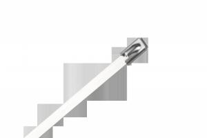 Opaska zaciskowa stalowa 30cm. x 4.6mm