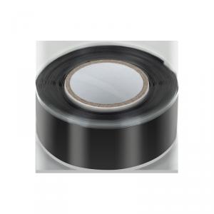 Taśma samowulkanizująca REBEL (0,8 mm x 19 mm x 2,5 m) czarna