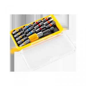 Zestaw bitów 15szt. kolor