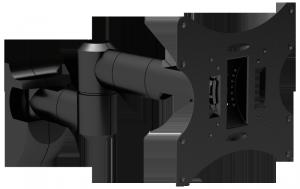 Uchwyt do ściany 13-42 cali czarny LCD-UCH0043