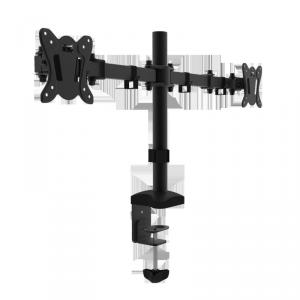 Uchwyt do 2 monitorów UDT-C024 13-27