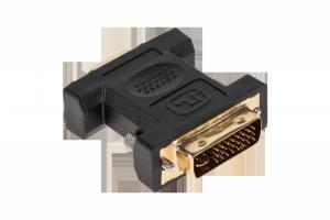 Złącze DVI-D wtyk (24+5) - VGA gniazdo