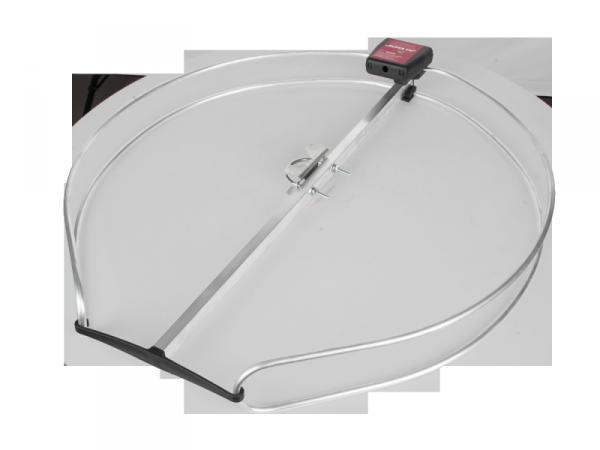 Antena FM dookólna bez symetryzatora