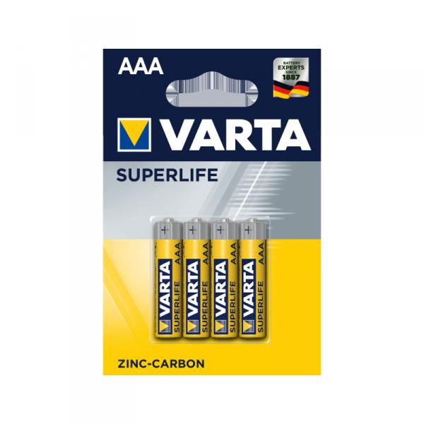 Bateria VARTA R03 SUPERLIFE 4szt./bl.