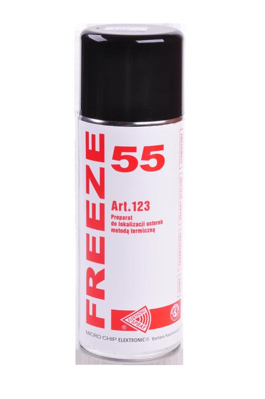 Freeze -55 400ml.MICROCHIP ART.123
